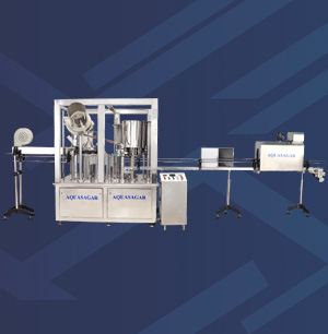 110-120 BPM for 300-ML-Juice-Filling-Machine